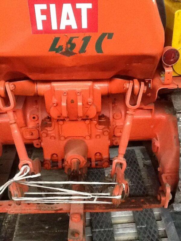 Fiat trattore 451C