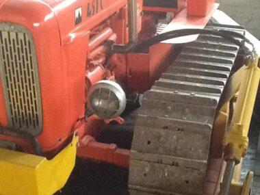 trattore fiat cingolato