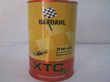 XTC C60 5W40 BARDAHL LT 1